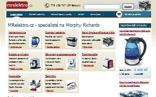 Specialisté na Morphy Richards